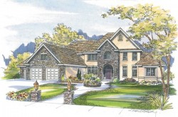 Australian House Plans » View Our Plans » American Style » The