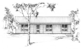 Australian House Plans » View Our Plans » Country Cabins