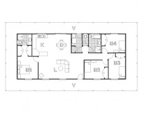 HUGHES design Duckmaloi Homestead Floor Plan