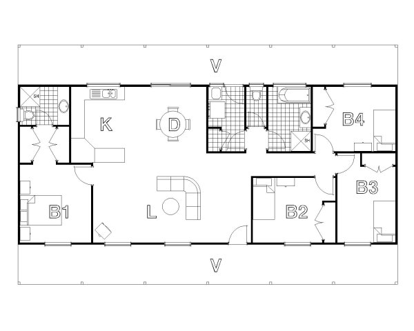 Duckmaloi Ranch Australian House Plans