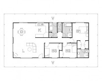 HUGHES design Lachlan Homestead Floor Plan
