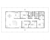HUGHES design Turon Homestead Floor Plan