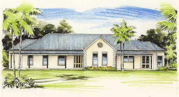 The Denison Australian House Plans