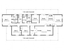 Hawkesbury Valley Homes King Floor Plan