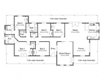 Hawkesbury Valley Homes Phillip Floor Plan