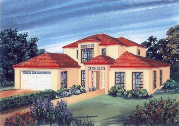 The Fraser « Australian House Plans