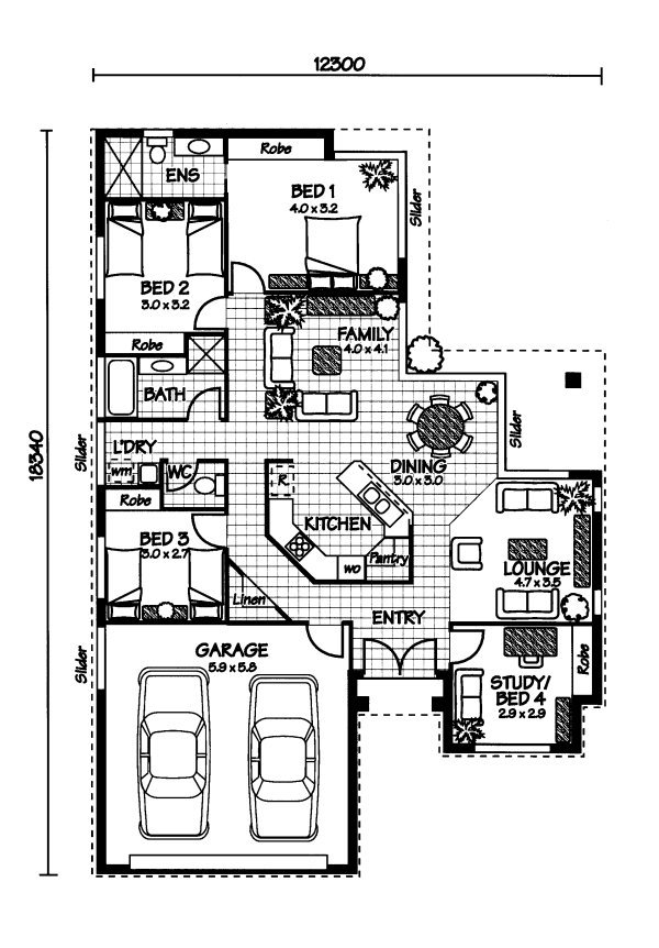 the hamilton australian house plans