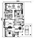 Australian House Plans Llewellyn Floor Plan