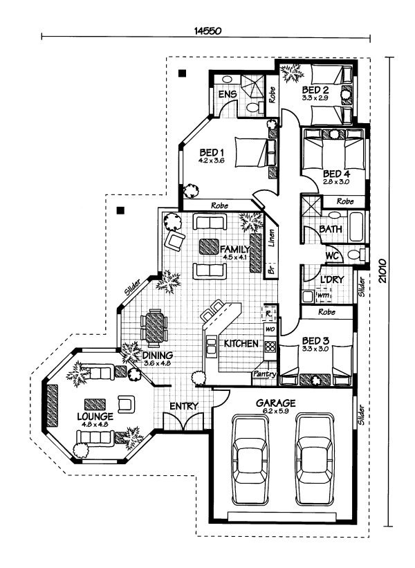 The Magnetic Australian House Plans
