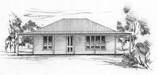 Coxs Homestead « Australian House Plans