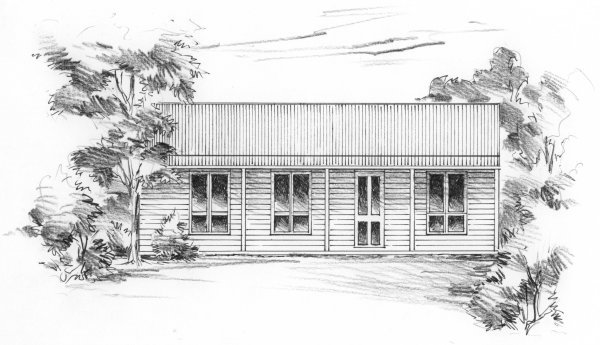 Macquarie Cabin « Australian House Plans